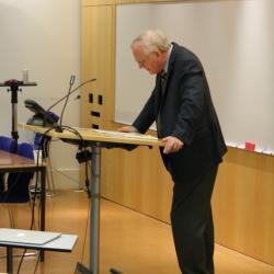 Beierwaltes Lecture – John Hare: 'De Libero Arbitrio'