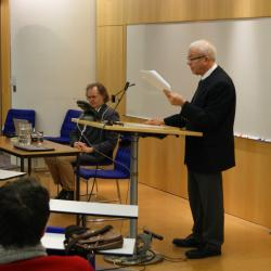 Beierwaltes Lecture – Lloyd Gerson: The Platonic System