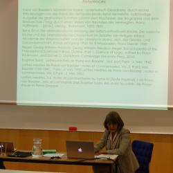 Beierwaltes Lecture – Prof. Marie-Elise Zovko – Religious and Anti-Religious Doctrine in Philosophy
