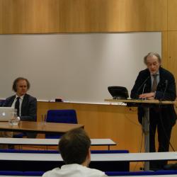 Beierwaltes Lecture – Prof. Stephen Clark: Godlike Virtues