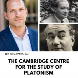 """Prof. Charles M. Stang - """"Henry Corbin, Platonism, and the Divine Double"""""""