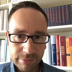 Scholar in Residence - Prof. Dr. Thomas Hanke