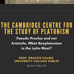 """Prof. Dragos Calma 