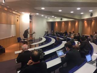 Prof. John Dillon's Inaugural Beierwaltes Lecture on Platonic Dogmatism – 30 Nov. 2017